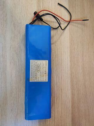 Batería de celdas de Litio para bicicleta eléctric