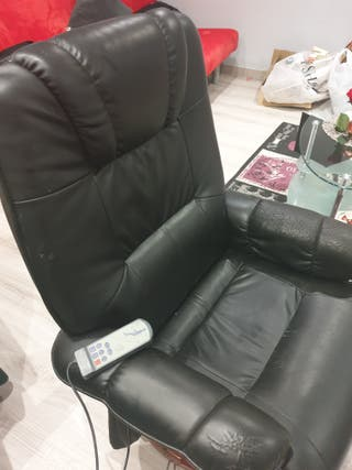 sofá de masajes