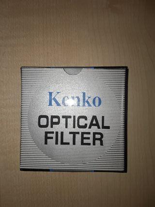 Filtro Kenko UV 58mm