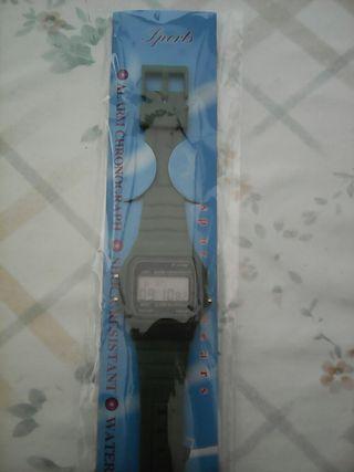 reloj digital de pulsera nuevo 6x5