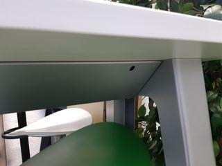 MESA- OFFICE ALTA STEELCASE MEDIDAS 240x60x100cm