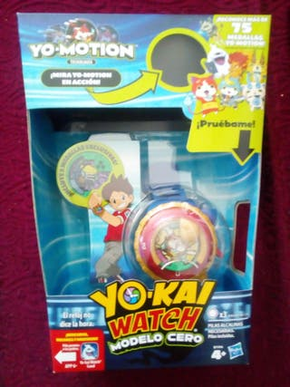 Yo Kai watch reloj nuevo