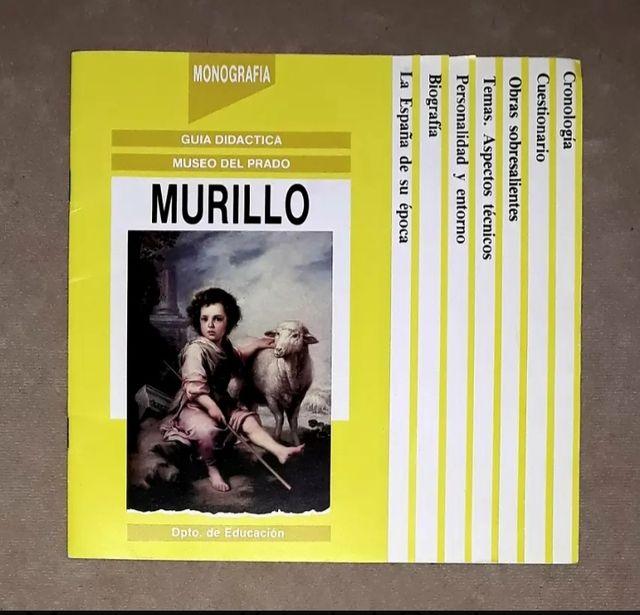 Monografía del Pintor Murillo