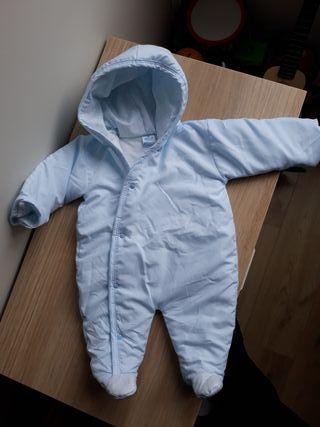 Buzo para bebe talla 0-3