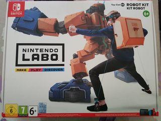 Nintendo Switch Labo Kit Robot