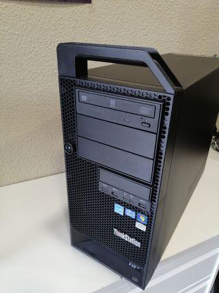 Lenovo d30 con doble procesador