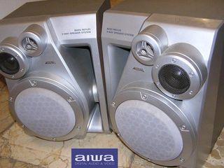 Altavoces Aiwa 3 vias 35w