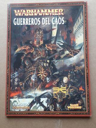 Codex Guerreros Caos Warhammer