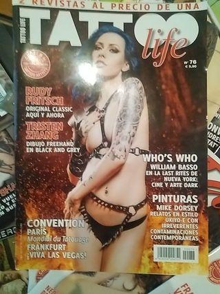 revistas tattoo