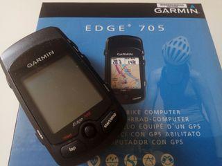 Garmin 705 Edge. GPS Bicicleta