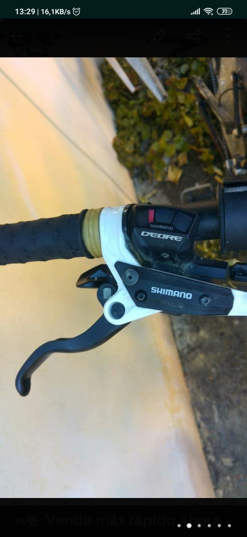 bicicleta doble suspension