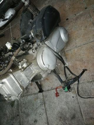 Motor Honda Sh 125i 2009-2012