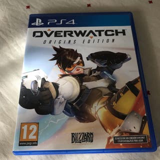 Juego ps4 Overwatch origins edition.