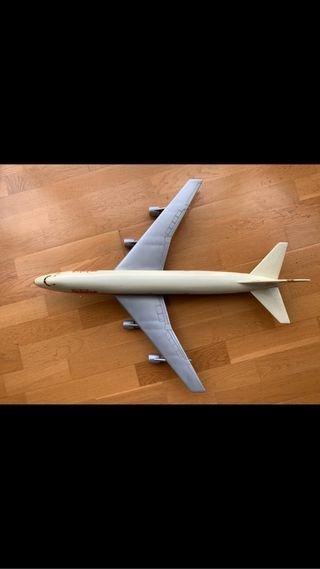 Maqueta de Avión Boeing 747 Pumersa