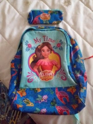mochila princesa helena