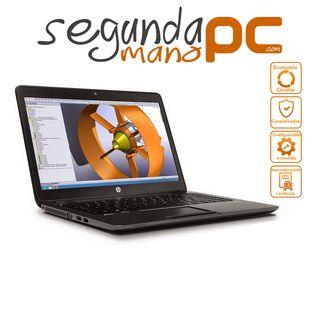 "HP ZBook 14 G2   i5   8GB RAM   256SSD   14""FHD  "