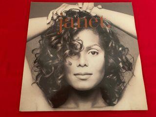 JANET JACKSON - JANET Disco vinilo 2x LP 1993