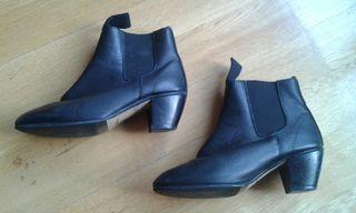 zapatos botas flamenco niña 31