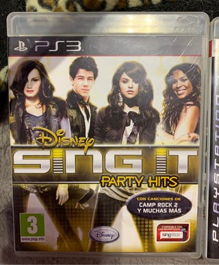 Singstar Camp Rock 2