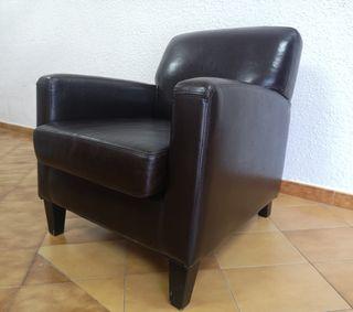 sofá individual