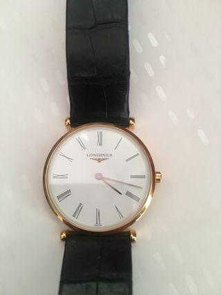 Reloj ORIGINAL con oro chapado