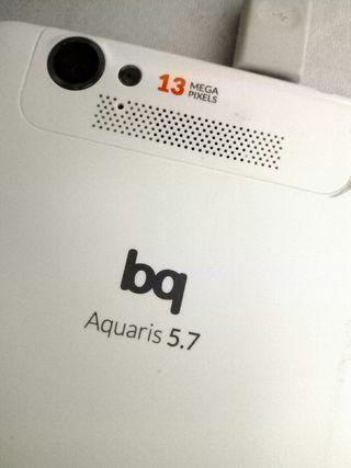 BQ AQUARIS 5.7 (ORANGE) BLANCO