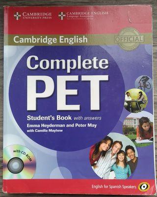 Cambridge Complete PET