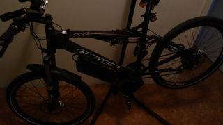 bicicleta eléctrica Ghost amr