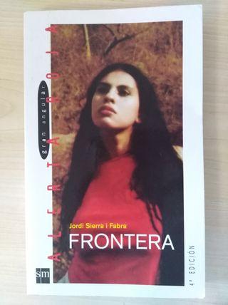 Libro Frontera