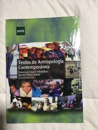 Textos de antropología contemporánea. UNED