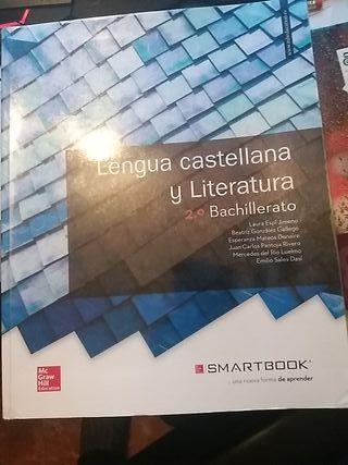 lengua castellana y literatura 2o bachillerato
