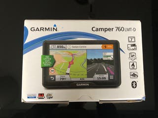 GPS autocaravana