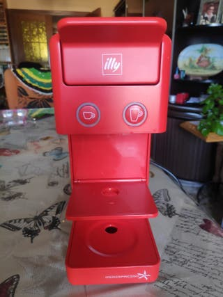 Cafetera illy x3.2