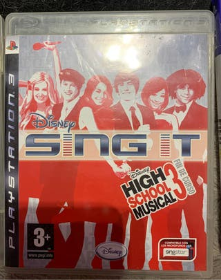 Singstar High School Musical 3