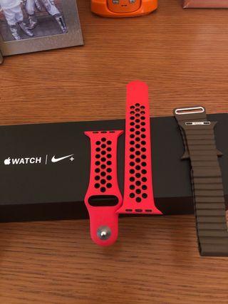 Iwatch serie 2 NIKE 42 mm. REBAJADO