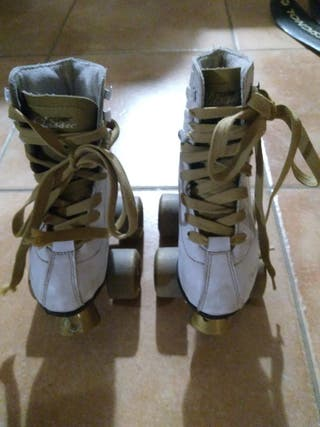 patins 4 rodes roller classic