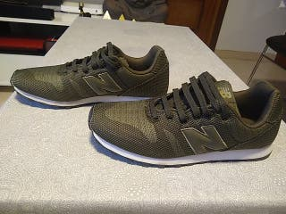 new balance 373 verde
