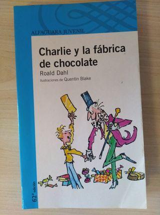 Libro Charlie y la fábrica de chocolate