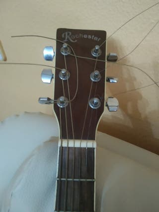 Guitarra Acústica amplificada