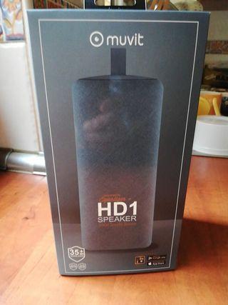 Altavoz tela HD1 Muvit Wireless