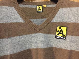 Jersey lana A-Style