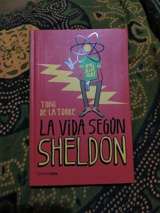 Libro La vida segun Sheldon