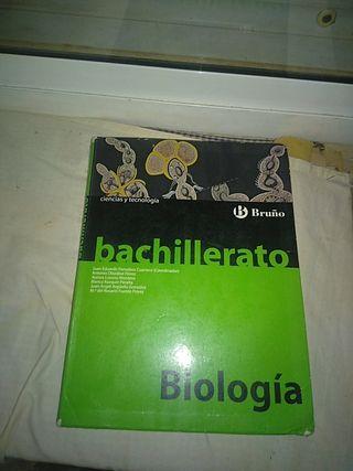 Libro de 2 de bachillerato biológia