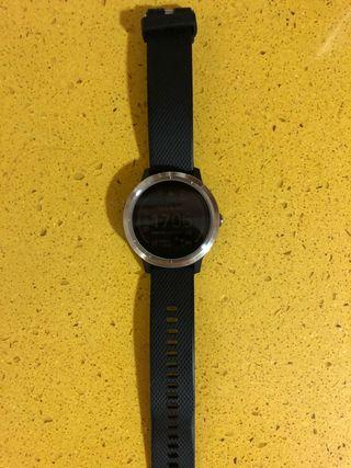 Smartwatch deportivo Garmin Vivoactive 3