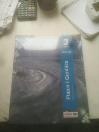 Libros de física y química marjal