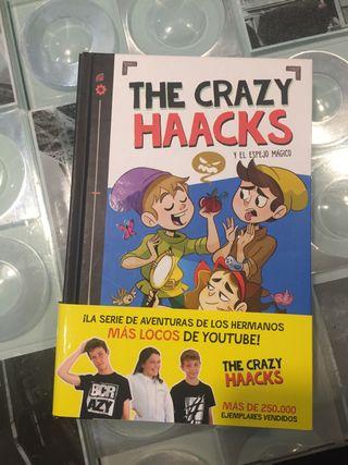 Libro the crazy haacks 5