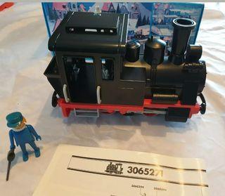 Playmobil tren 4051