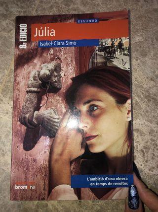 Libro Júlia