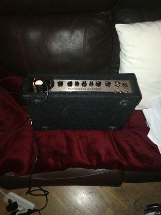 amplificador de bajo 300w