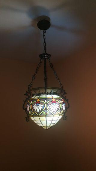 Lámpara farol